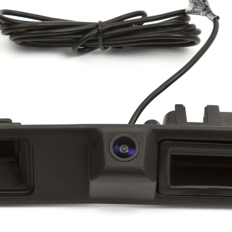 Камера заднего вида в планку багажника для Audi A4 / A6L /Q7 / Allroad Превью 3