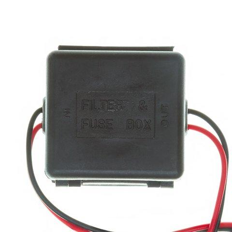 QVI-кабель питания 10-pin для автомобильных видеоинтерфейсов Превью 1