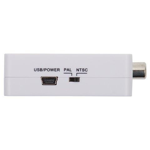 Конвертер видеосигнала HDMI в CVBS Превью 2