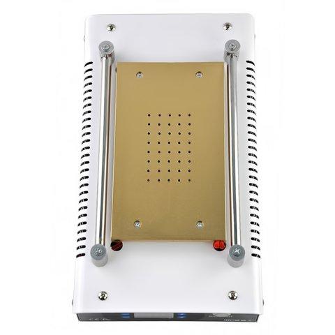 """Пристрій для розклеювання дисплейного модуля (сепаратор) UYUE 948Z для планшетів; мобільних телефонів, використовується для екранів до 7 """", з вакуумним насосом Прев'ю 1"""