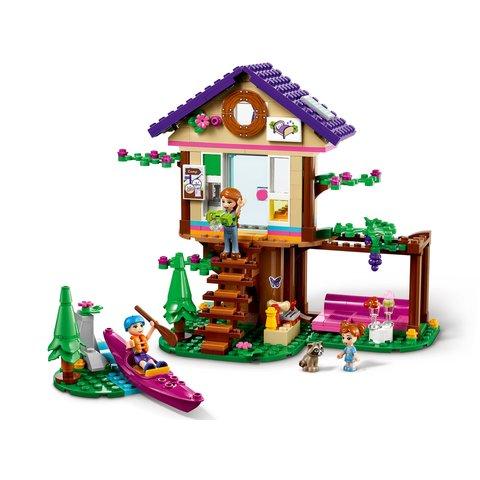 Конструктор LEGO Friends Домик в лесу 41679 Превью 3