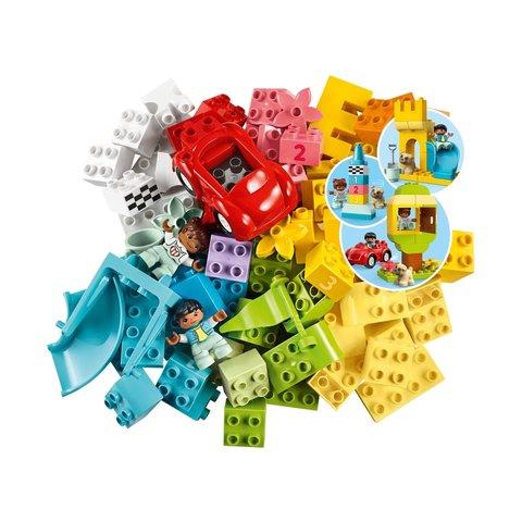 Конструктор LEGO DUPLO Коробка з кубиками Deluxe 10914 Прев'ю 3